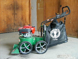 Parking Lot Vacuum