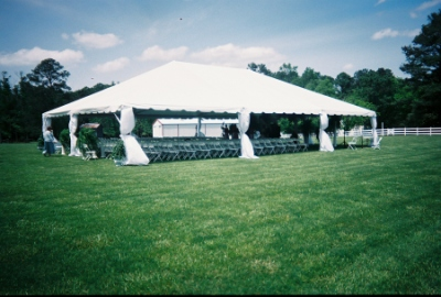 40x60 Frame tent & Wedding Photo Gallery